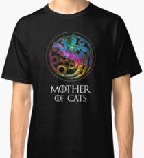 Aurora Mutter von Katzen Logo Classic T-Shirt