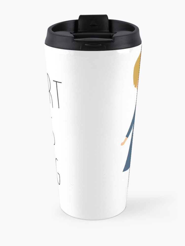 Alternate view of Sound of music maria Travel Mug
