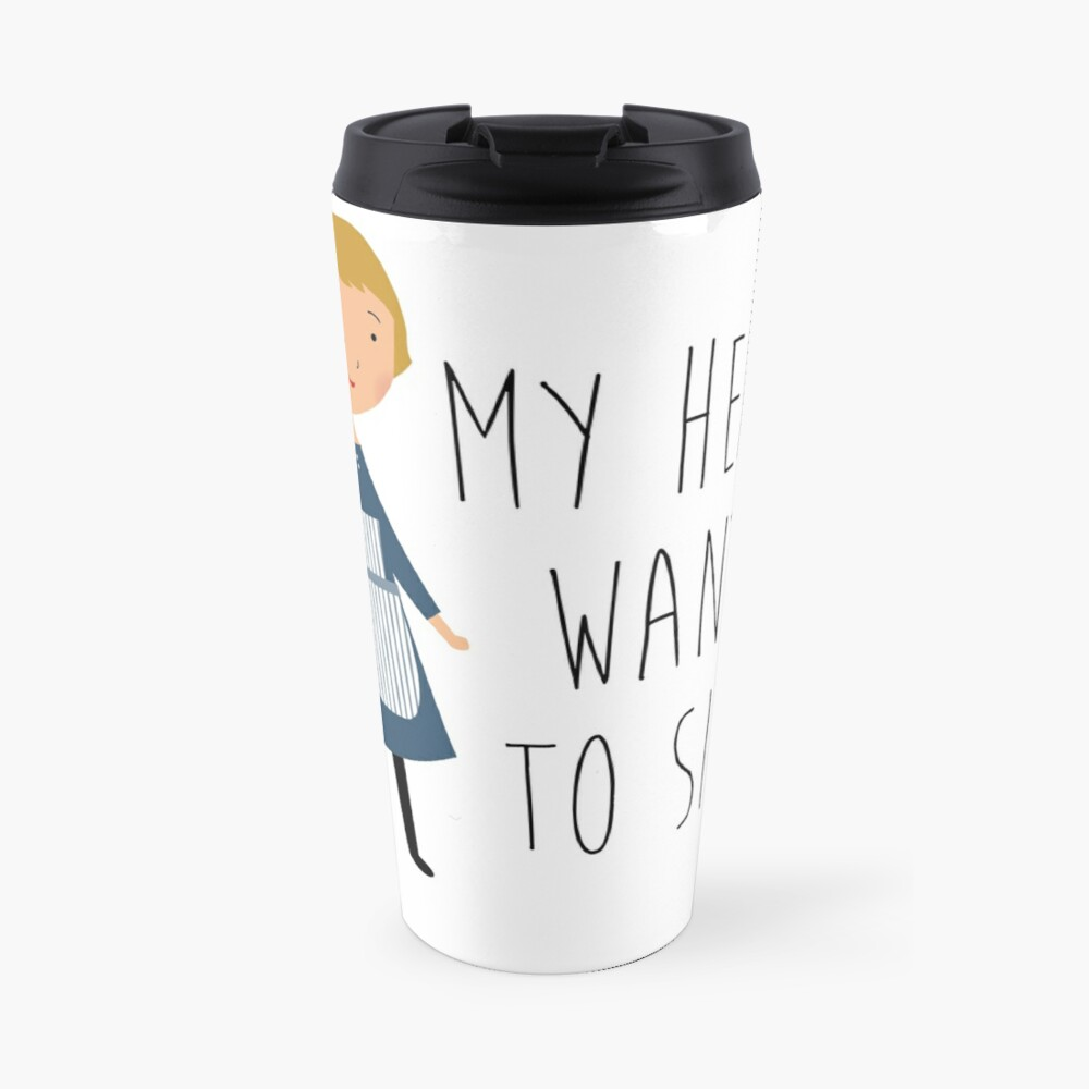 Sound of music maria Travel Mug