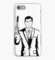 gun standby iPhone Case/Skin