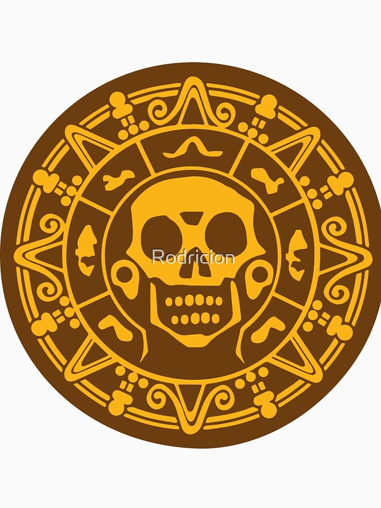 Medaillon Farbe von Rodricion