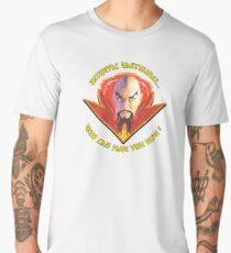 Ming the Merciless - Pathetic Earthlings Variant Three Men's Premium T-Shirt