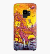 Rick And Morty - The World Case/Skin for Samsung Galaxy