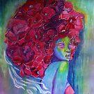 Natural Hair Becomes Her by Amir Khadar