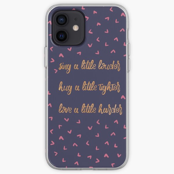 Just a little more^3 iPhone Soft Case