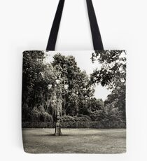 Afternoon At The Gardens Tote Bag