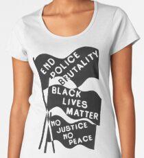 Black Lives Matter Women's Premium T-Shirt