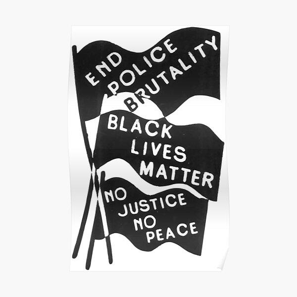 La vie des vies noires Poster
