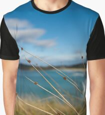 One Mile Beach - Forster Graphic T-Shirt