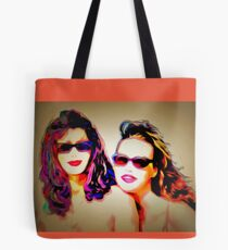 Do not stand to the wind!!! Tote Bag