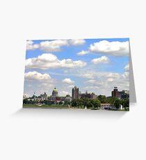 Harrisburg Greeting Card