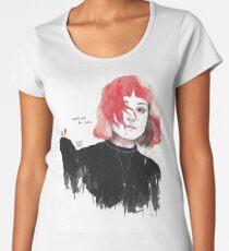 MORIR POR LA BOCA Camiseta premium para mujer