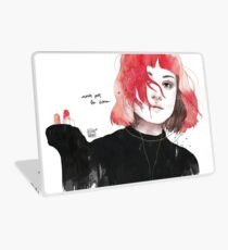 MORIR POR LA BOCA Laptop Skin