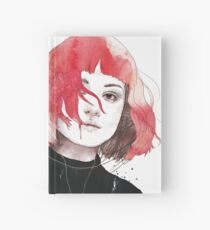 DIE BY THE MOUTH Hardcover Journal