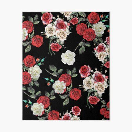 Floral Dream Art Board Print