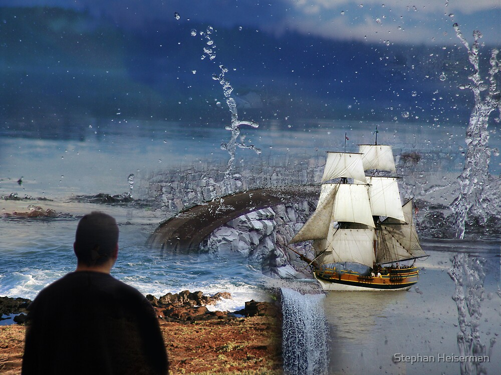 Dream Ship by Stephan Heiserman
