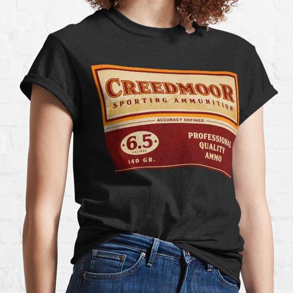 Creedmoor Sporting Ammunition | Vintage Poster Classic T-Shirt
