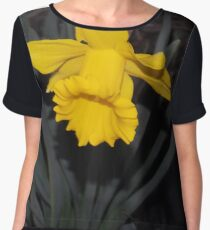 Daffodil Women's Chiffon Top