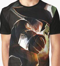 Dark Vivi Power Graphic T-Shirt