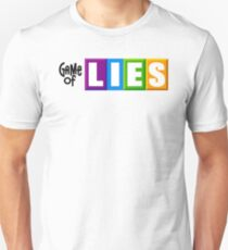 Game Of Lies (Thrones) T-Shirt