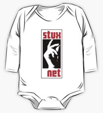 Stux Net (Stax Records) One Piece - Long Sleeve