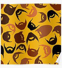 Beards Poster