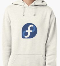 Fedora Linux Pullover Hoodie