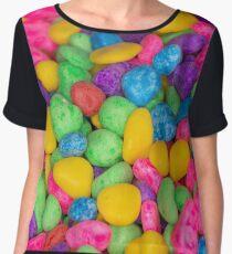 Rainbow Rocks Chiffon Top