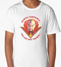 Ming the Merciless - Pathetic Earthlings Long T-Shirt