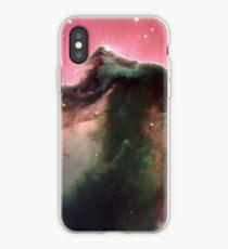 Vinilo o funda para iPhone La nebulosa de Horsehead - impresión gigante de la nebulosa de la cabeza de caballo