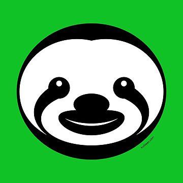 Sloth Logo by tudi