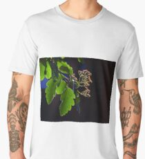 Backlit Buds Men's Premium T-Shirt