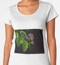 Backlit Buds Women's Premium T-Shirt