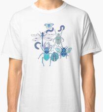 happy frozen blue bugs Classic T-Shirt