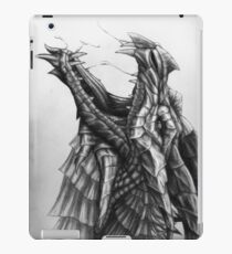 Winged Snow Hunter iPad Case/Skin