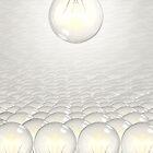 68. Light Bulbs Us by CrismanArt