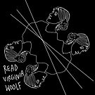 Read Virginia Woolf! by dinosaursforall