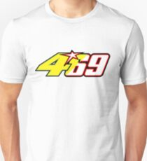 Valentino Rossi pays tribute to Nicky Hayden Unisex T-Shirt