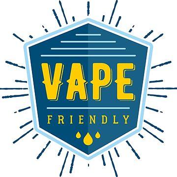 Vape Friendly by 60nine