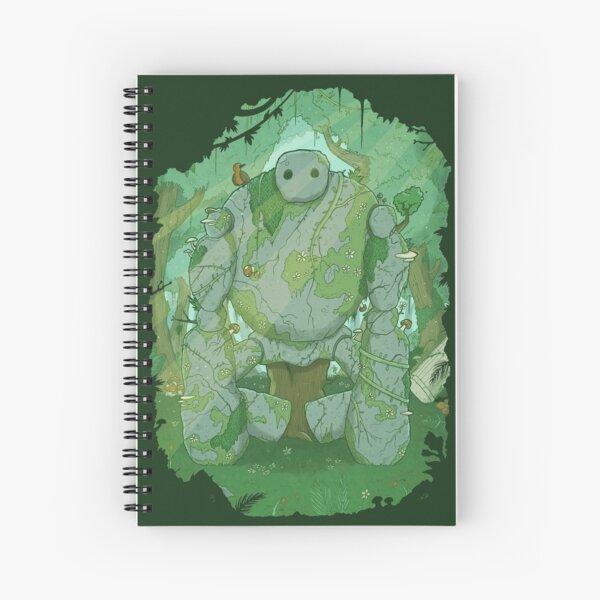 Patience Spiral Notebook