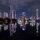 Gold Coast Nightlife by Peter Doré