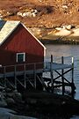 Sittin' At The Dock Of The Bay by Darlene Ruhs
