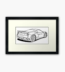 cool car Framed Print