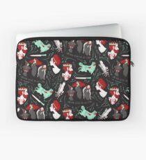 Shakespearean pattern - Macbeth Laptop Sleeve