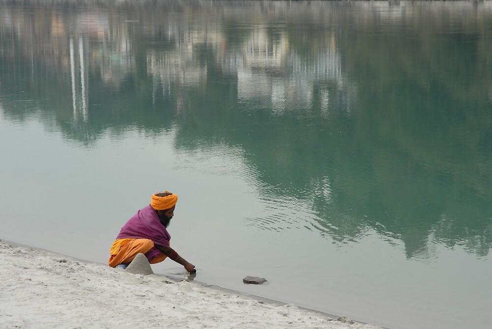 Ganga Puja by Shakti Hurst