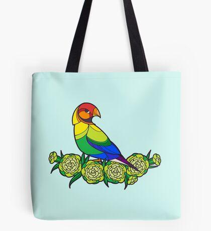 Pride Birds - LGBT Tote Bag