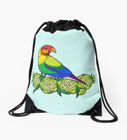Pride Birds - LGBT Drawstring Bag
