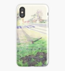 Evening Streetscape iPhone Case/Skin