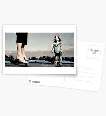 Bounce Postcards