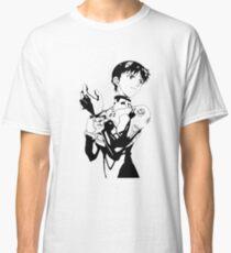 Neon Genesis Evangelion Shinji Ikari Classic T-Shirt